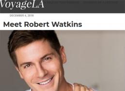 Robert Palmer Watkins : VoyageLA
